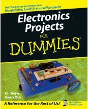 Book: Electronics Projects for Dummies