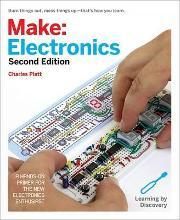 Book: Make: Electronics
