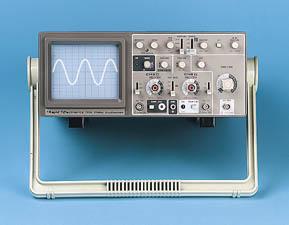 Electronics Club - Oscilloscopes (CROs) - setting up, connecting
