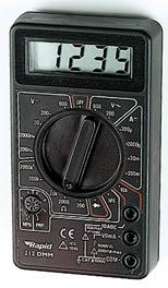 Electronics Club - Multimeters, digital, analogue, choosing