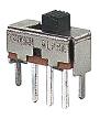 SPDT sürgülü anahtar, fotoğraf © Rapid Electronics