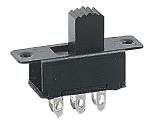 DPDT sürgülü anahtar, fotoğraf © Rapid Electronics