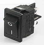 DPST basmalı anahtar, fotoğraf © Rapid Electronics